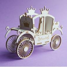 Carriage - 0845 Cardboard