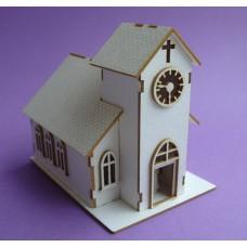 Chapel - T0879 Cardboard