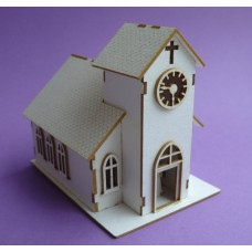 Chapel - 0879 Cardboard