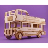 London Bus - 0881 Cardboard