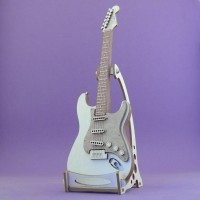 Electric guitar - 0882 Cardboard