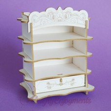 Bookstand - 0884 Cardboard