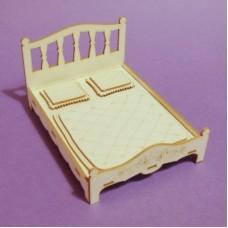 Bed - 0885 Cardboard