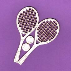 Tennis rackets - 0886 Cardboard