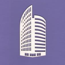 Office building - 0904 Cardboard