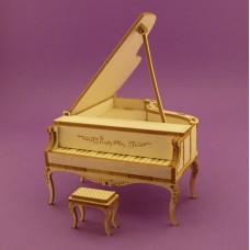 Piano - 0921 Cardboard