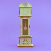 Grandfather clock - 0950 Cardboard