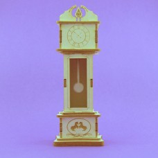 Grandfather clock - T0950 Cardboard