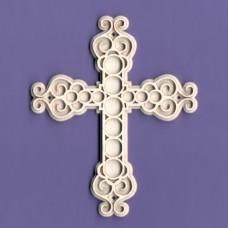 Crucifix 03 - 0968 Cardboard