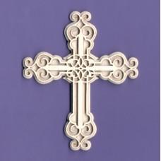 Crucifix 04 - 0969 Cardboard