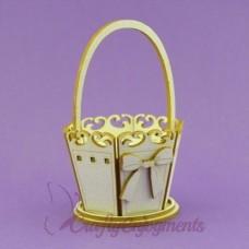 Basket - 0977 Cardboard