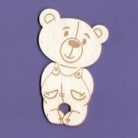 Teodor bear - 0984 Cardboard