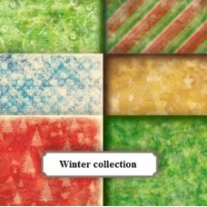 Winter Collection - Paper Pad