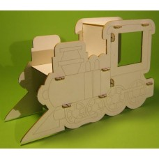 Locomotive 3D - POJ0005 Click&Paint