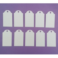 Tags - 10 pcs - TAG0001