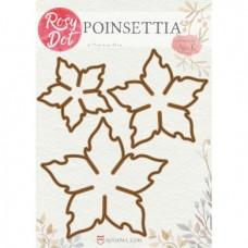 Rosy Owl Dies - Poinsettia