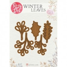Rosy Owl Dies - Winter Leaves