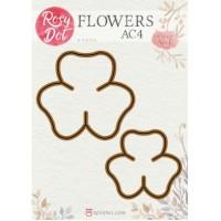Rosy Owl Dies - Flowers AC4