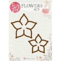 Rosy Owl Dies - Flowers AC5