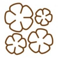 Rosy Owl Dies - Flowers AC1