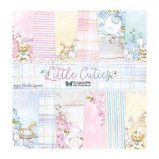 ScrapAndMe - Little Cuties - 12x12 Paper Set