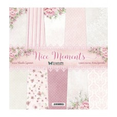 ScrapAndMe - Nice Moments - 12x12 Paper Set
