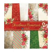 ScrapAndMe - Christmas Memories - 12x12 Paper Set