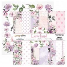 ScrapBoys - Primavera- 12x12 Paper Set