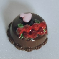 Mini chocolate cake - LD031