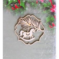 Christmas Eve twig - 0023 Cardboard