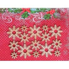 Snowflakes 05 set - 0329 Cardboard