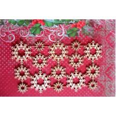 Snowflakes 06 set - 0332 Cardboard