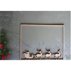 Winter panel 03 - 0397 Cardboard