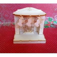 Fireplace - 0913 Cardboard