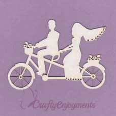 Wedding tandem - 0669 Cardboard