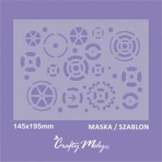 Mask B 01  - 0001 Mask