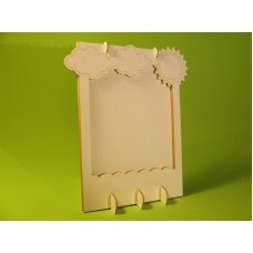 Photo Frame 3D - TDZIBA0001A Click&Paint