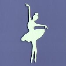 Ballerina - 0282D Cardboard