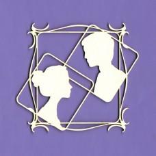 Together frame - 0045 Cardboard