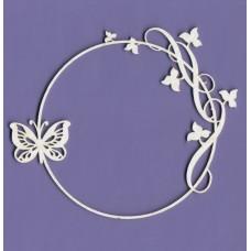 Butterfly frame - 1165 Cardboard