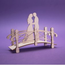 Romantic bridge 3D - 1290 Cardboard