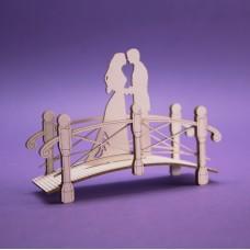 Romantic bridge 3D - 1290 Cardboard