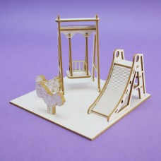 Playground - 1299 Cardboard
