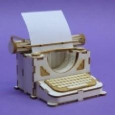 Typewriter - 1368 Cardboard