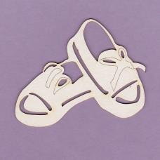 Shoes - 0252 Cardboard