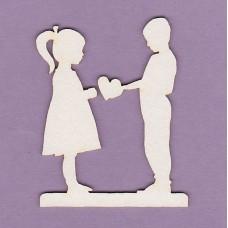 First love - 0288 Cardboard