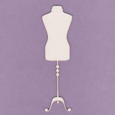 Mannequin - 0656 Cardboard