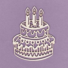 Cake - 0683 Cardboard